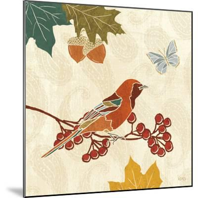 Autumn Song VIII-Veronique Charron-Mounted Art Print