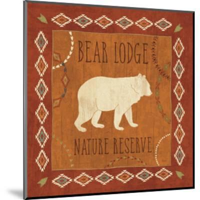 Lodge Resort I-Veronique Charron-Mounted Art Print