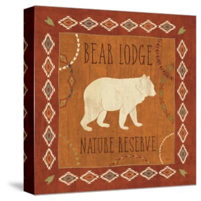 Lodge Resort I-Veronique Charron-Stretched Canvas Print