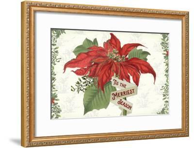 Yuletide I-Sue Schlabach-Framed Art Print