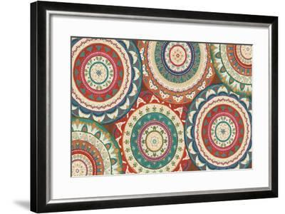 Gypsy Wings XII-Veronique Charron-Framed Art Print
