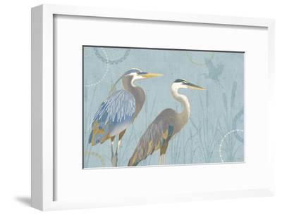 By the Shore I-Veronique Charron-Framed Art Print