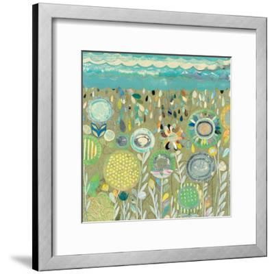 After the Rain Square-Candra Boggs-Framed Art Print
