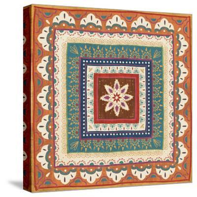 Gypsy Wings V-Veronique Charron-Stretched Canvas Print