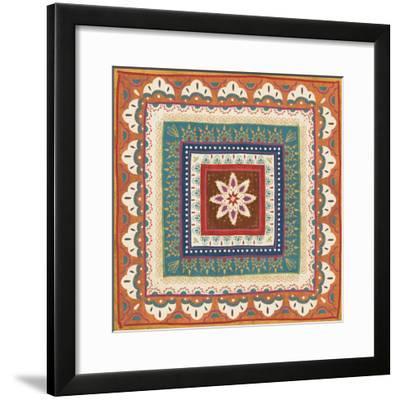 Gypsy Wings V-Veronique Charron-Framed Art Print