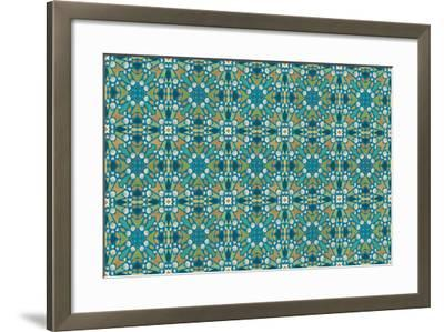 Coastal Treasure XVII-Veronique Charron-Framed Art Print
