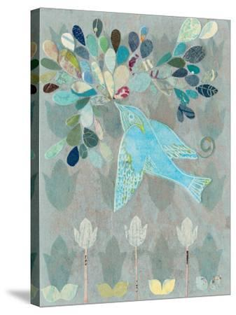 Summertime II-Candra Boggs-Stretched Canvas Print