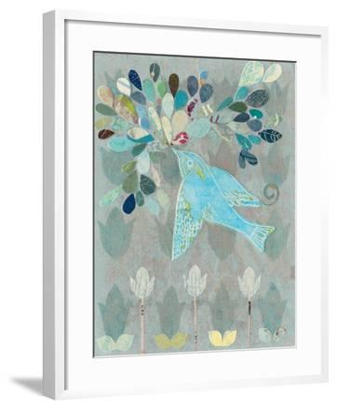 Summertime II-Candra Boggs-Framed Art Print