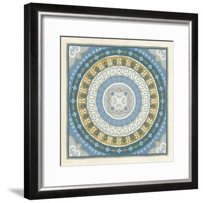 By the Shore XII-Veronique Charron-Framed Art Print