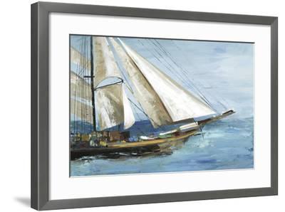 Big Sail-Asia Jensen-Framed Art Print