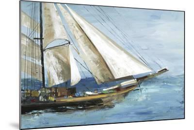 Big Sail-Asia Jensen-Mounted Art Print