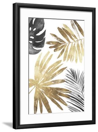 Tropical Palms III-Asia Jensen-Framed Art Print