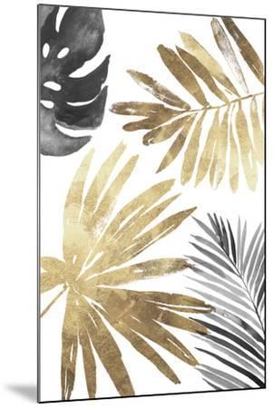 Tropical Palms III-Asia Jensen-Mounted Art Print