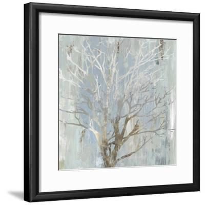 Silver Tree-Allison Pearce-Framed Art Print