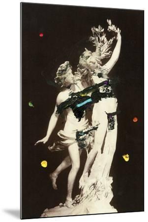 Love Asunder II-PI Studio-Mounted Art Print