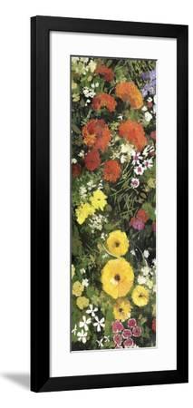 Gardening I-Asia Jensen-Framed Art Print
