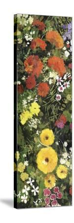 Gardening I-Asia Jensen-Stretched Canvas Print