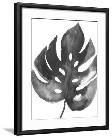 BW Palm II-PI Studio-Framed Art Print