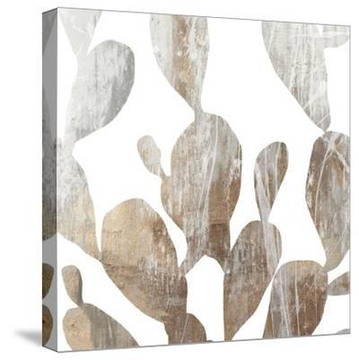 Marble Foliage II-PI Studio-Stretched Canvas Print