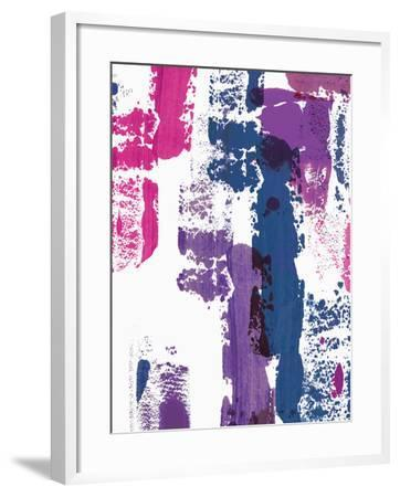 colour splash II-PI Studio-Framed Art Print