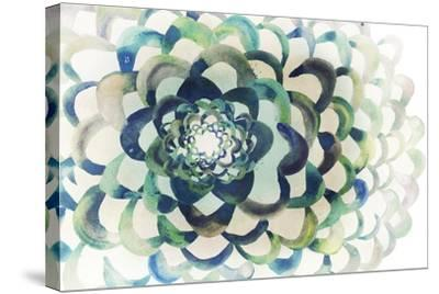 Lotus-Edward Selkirk-Stretched Canvas Print