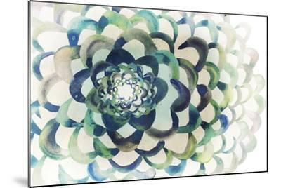 Lotus-Edward Selkirk-Mounted Art Print