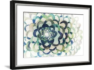 Lotus-Edward Selkirk-Framed Art Print