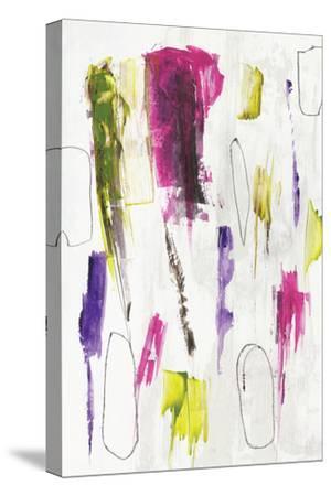 colour splash I-PI Studio-Stretched Canvas Print