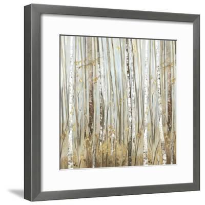 Birchscape II-Allison Pearce-Framed Art Print