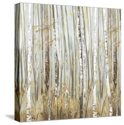 Birchscape II-Allison Pearce-Stretched Canvas Print