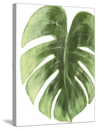 Palm Green I-PI Studio-Stretched Canvas Print