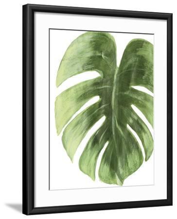 Palm Green I-PI Studio-Framed Art Print