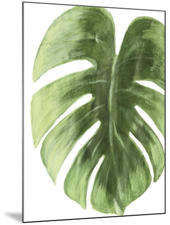 Palm Green I-PI Studio-Mounted Art Print