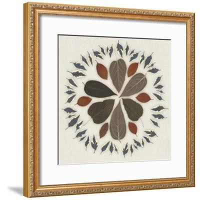 Wreath II-Edward Selkirk-Framed Art Print