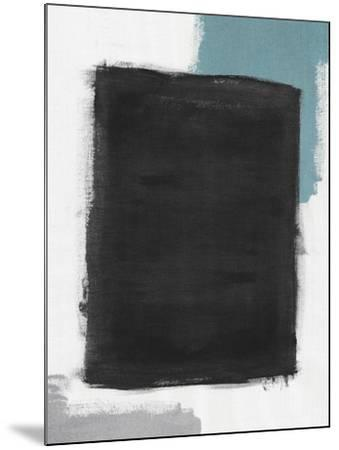 Silence I-PI Studio-Mounted Art Print