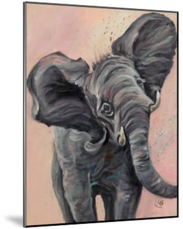 Big Ears-Louise Brown-Mounted Art Print