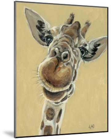 Hey, You Down There-Louise Brown-Mounted Art Print