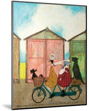 There may be Better Ways to Spend an Afternoon-Sam Toft-Mounted Art Print