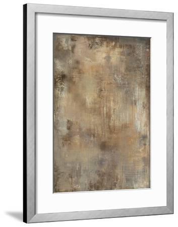 Gold Stone-Soozy Barker-Framed Art Print