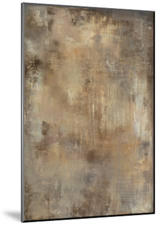 Gold Stone-Soozy Barker-Mounted Art Print