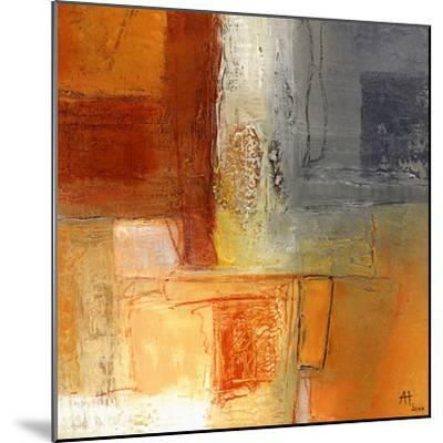 Abstract Painting-Anette Hansen-Mounted Art Print