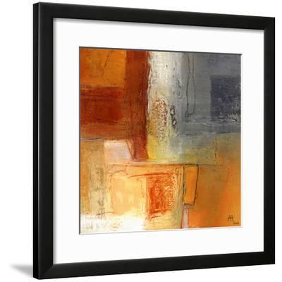 Abstract Painting-Anette Hansen-Framed Art Print