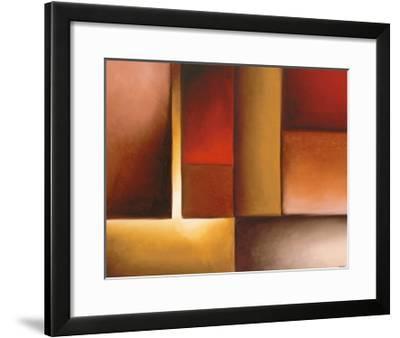 Dual Vision II-Nadia Beltei-Framed Art Print