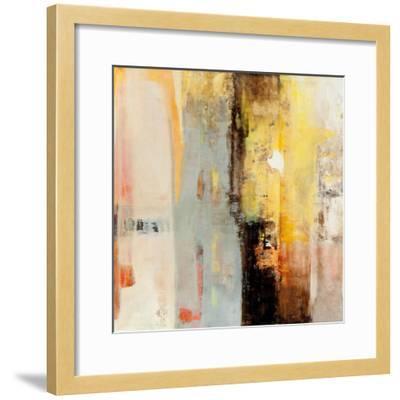 Serie Caminos #45-Ines Benedicto-Framed Art Print