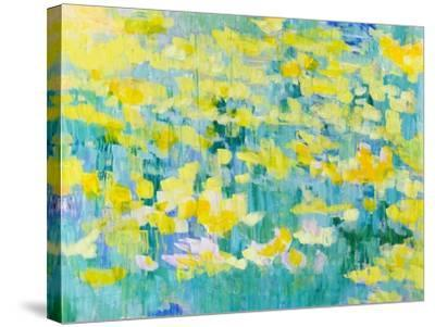 And They Were All Yellow-Tamara Gonda-Stretched Canvas Print