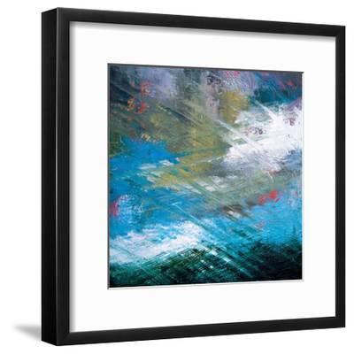Surface Structure-Sabre Esler-Framed Art Print