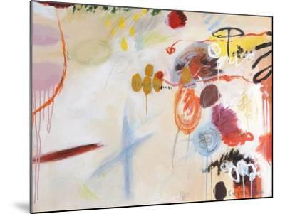 Catching Bubbles-Kyoko Fischer-Mounted Art Print