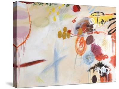 Catching Bubbles-Kyoko Fischer-Stretched Canvas Print