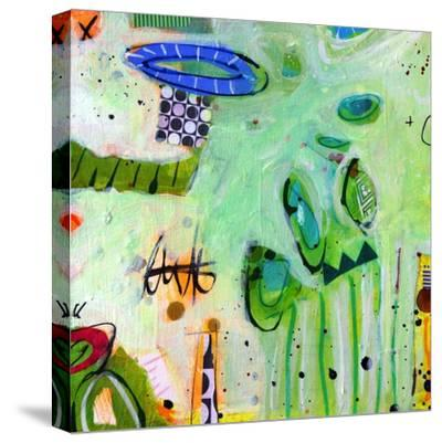Ms. Alice & Peep's Long Story No.9-Gina Cochran-Stretched Canvas Print