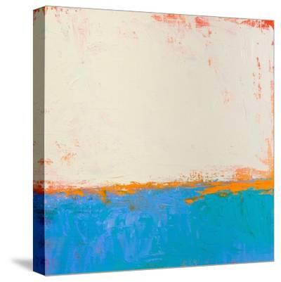 Calm Seas-Don Bishop-Stretched Canvas Print